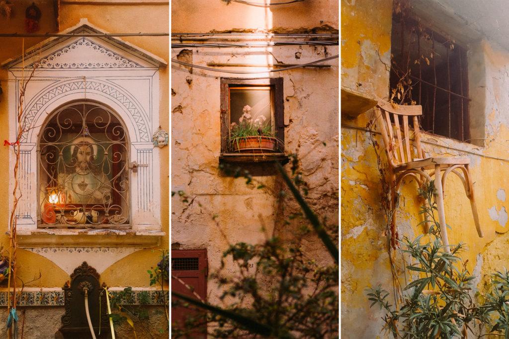 Walls of Palermo