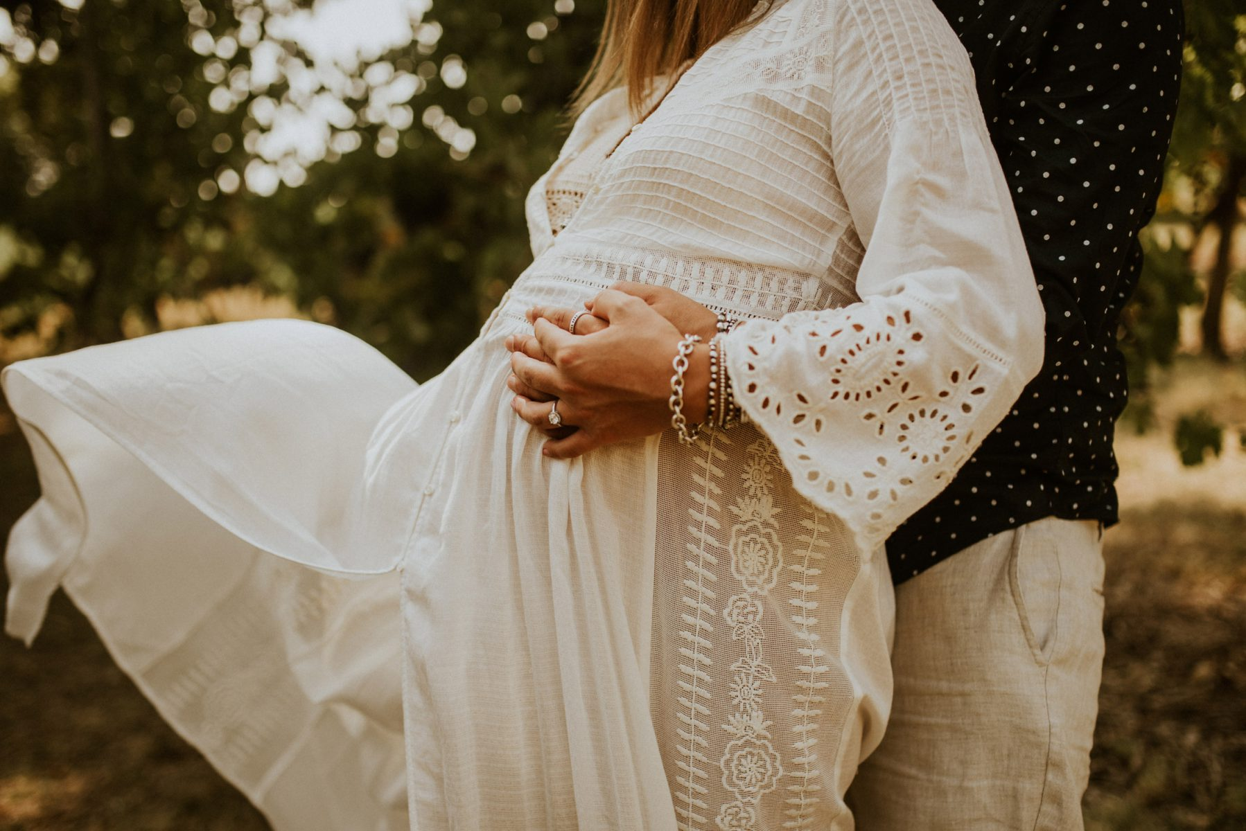 Idea per vestito in gravidanza