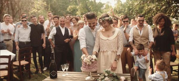 Surprise wedding ceremony