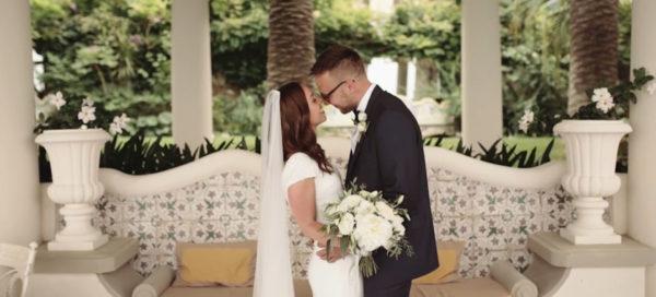 Wedding film at Bellevue Syrene in Sorrento